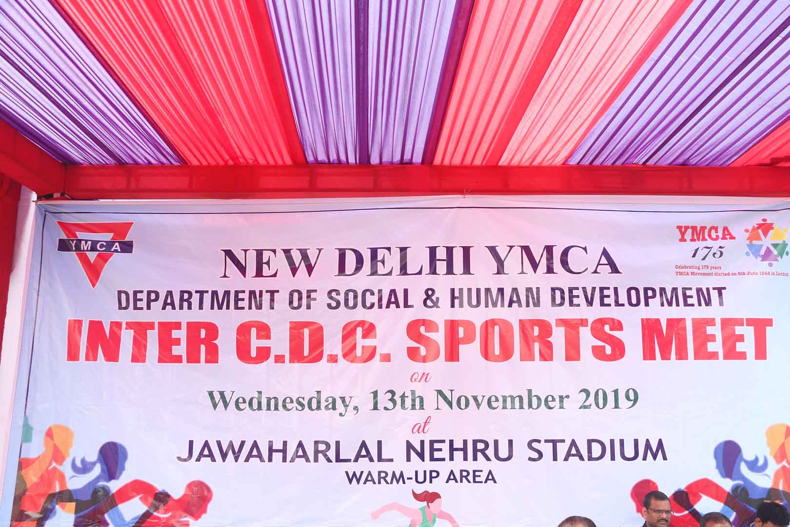 Inter CDC Sports Meet SHD 13 Nov 2019